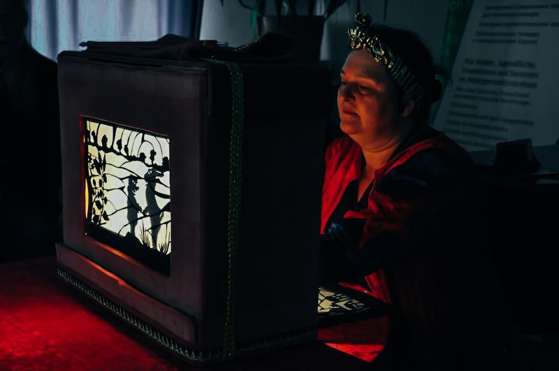 Театр Анны Фабули 2016.