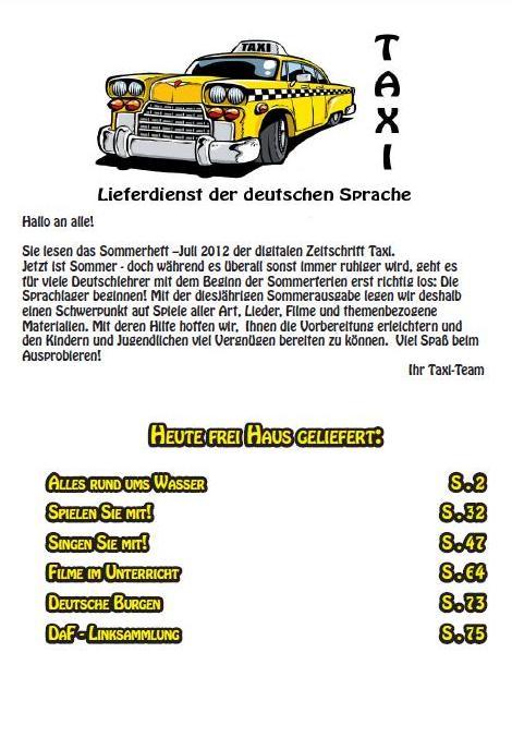 Журнал Taxi 2012 - 2 Taxi.