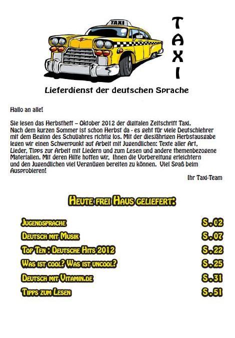 Журнал Taxi 2012 - 3 Taxi.