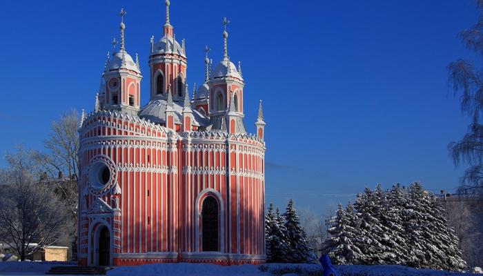 23 января 18.30 Немцы Петербурга в архитектуре