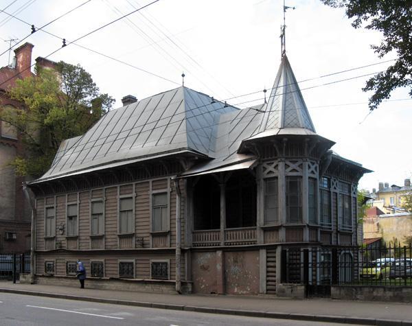 16 января 18.30 Судьба особняка на Петроградской стороне. Лекция