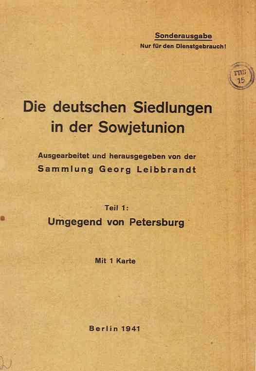 51_Die deutschen Siedlungen in der Sowjetunion