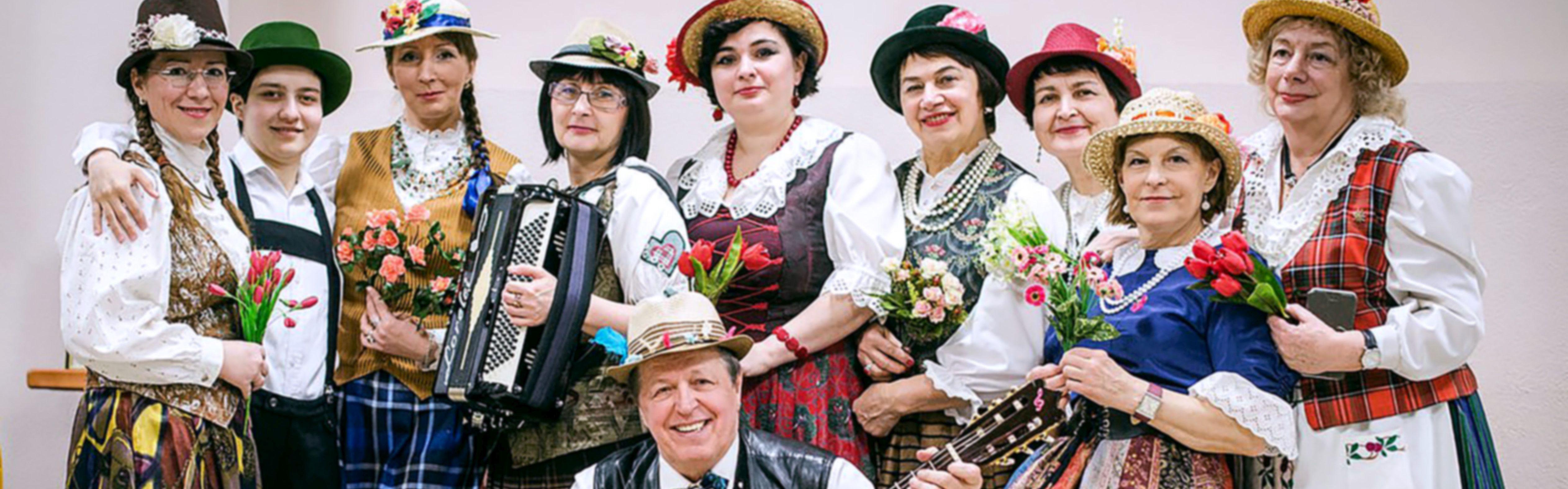Ансамблю немецкой песни «Лорелея»15 лет
